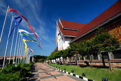 Muzeum Narodowe Kuala Lumpur fotografia stock
