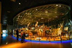 Muzeum Narodowe natura i nauka w Tokio, Japonia Zdjęcia Stock
