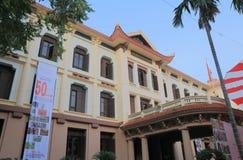Muzeum Narodowe sztuki piękna Hanoi Wietnam Fotografia Stock