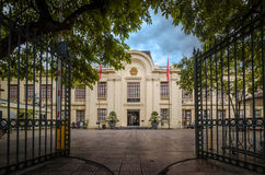 Muzeum Narodowe Wietnam Fotografia Stock