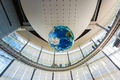 Muzeum Narodowe Wyłaniać się Wyłania się innowację w Odaiba i naukę, Tokio obrazy stock