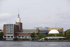 Muzeum nauka Boston Obraz Royalty Free