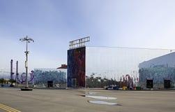 Muzeum Olimpijskie zim gry w 2014 Obrazy Royalty Free