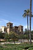 Muzeum popularne sztuki i zwyczaje w Seville obraz stock