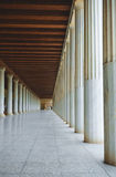 Muzeum przy Antyczną Agorą Ateny Grecja Obrazy Stock