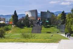 Muzeum Słowacki Krajowy powstanie przy Banska Bystrica Zdjęcia Royalty Free