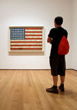 Muzeum sztuka współczesna w Miasto Nowy Jork Obraz Stock