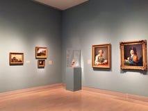 Muzeum sztuki Obraz Royalty Free