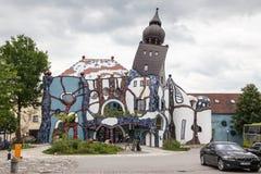 Muzeum sztuki, Abensberg Obrazy Stock