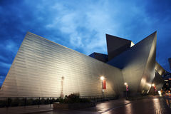 Muzeum Sztuki, Kolorado Obraz Stock