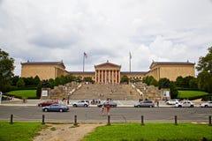 Muzeum sztuki, Philadelphia usa Zdjęcia Stock