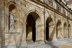 Muzeum sztuki piękna Lion Obrazy Royalty Free