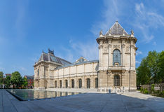 Muzeum sztuki piękna w Lille nord-pas-de-calais Francja Fotografia Stock