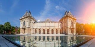 Muzeum sztuki piękna w Lille nord-pas-de-calais Francja Zdjęcia Stock
