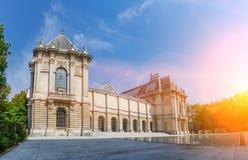 Muzeum sztuki piękna w Lille nord-pas-de-calais Francja Obraz Stock