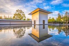 Muzeum w Kanazawa Obrazy Royalty Free