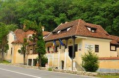 Muzeum w otręby, Rumunia zdjęcia stock