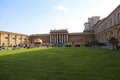 Muzeum Watykański kraj Rzym Włochy Fotografia Royalty Free