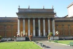 muzeum Watykanu Zdjęcia Stock