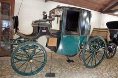 Muzeum Zwierzęcy trakcja samochody Zdjęcie Stock