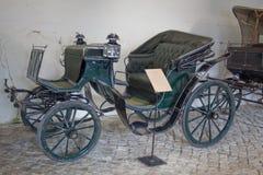 Muzeum Zwierzęcy trakcja samochody Fotografia Stock