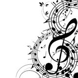 Muziek   Royalty-vrije Stock Fotografie