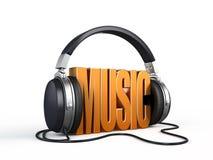 Muziek royalty-vrije illustratie