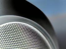 Muziek! Stock Foto's