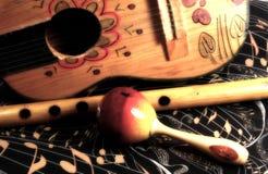 Muziek stock afbeelding