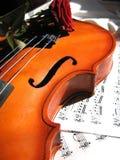 Muziek Royalty-vrije Stock Foto