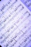 Muziek Stock Afbeeldingen