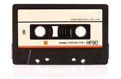 Muziek audioband royalty-vrije stock afbeelding
