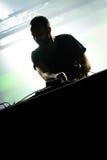 Muziek Deejay royalty-vrije stock afbeeldingen