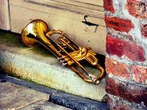 Muziek van NOLA Stock Foto's