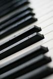 Muziek van regen Royalty-vrije Stock Fotografie
