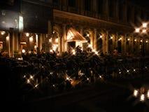 Muziek in Venetië royalty-vrije stock fotografie