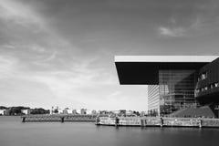 Muziekgebouw Amsterdam Stock Afbeeldingen