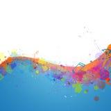 Muzieknota's royalty-vrije illustratie