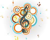 Muzikaal vector illustratie