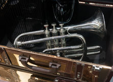 Muzikaal instrument royalty-vrije stock foto