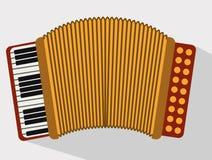 Muzikaal ontwerp stock illustratie