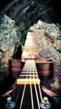 Muzikale Bergen Royalty-vrije Stock Fotografie