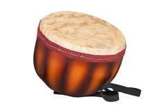 Muzikale instrument van de Dauylpaz Kazakh volkspercussie Royalty-vrije Stock Afbeeldingen