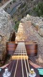 Muzikale klippen Stock Fotografie