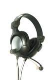 Muzikale oortelefoons Stock Foto's