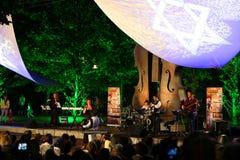 Muzikale overwegings Joodse tradities Royalty-vrije Stock Foto