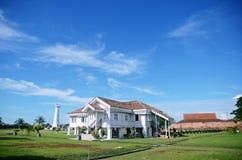 Muzium Kota瓜拉Kedah 免版税库存照片