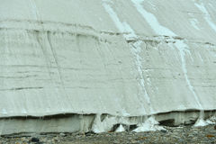 Muztagh ata glacier Stock Photos