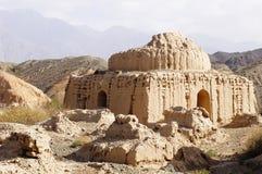 muzułmańscy grobowowie fotografia stock