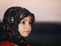 muzułmańska dziewczyna Obraz Stock